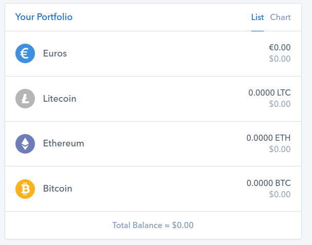 Coinbase Where Are My Private Keys How Much Space Will